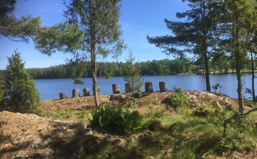 Gökotta vid Uranässjön