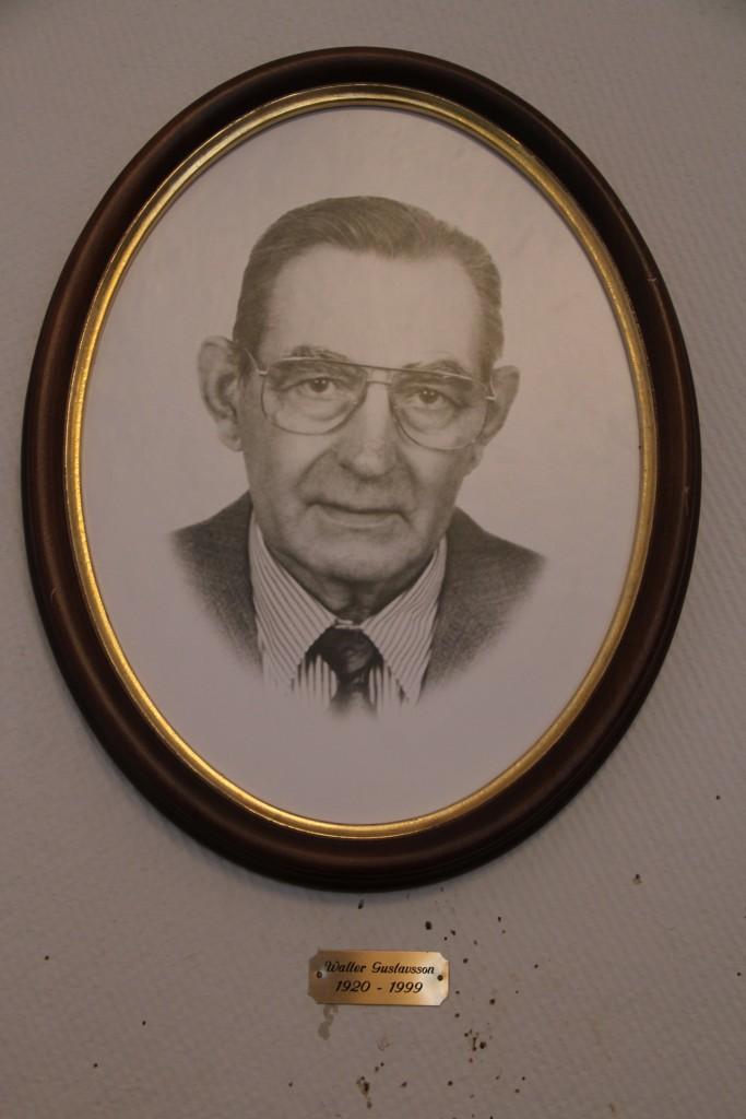 Walter Gustavsson  1920-1999